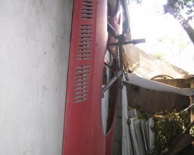 VW square back fenders