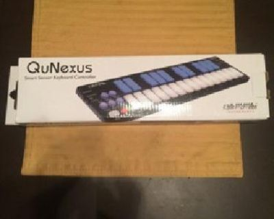 QuNexus Keith Mcmillen MIDI keyboard controller brand new in the box