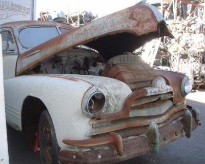 1947 Pontiac Grill Shell