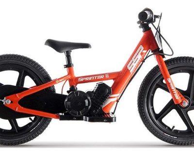 2020 SSR Motorsports Sprinter 16 E-Bikes Roselle, IL