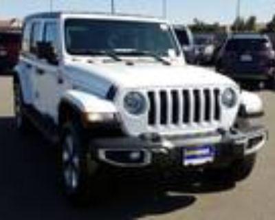 2018 Jeep Wrangler All-New Unlimited Sahara