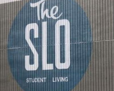 The SLO Student Living