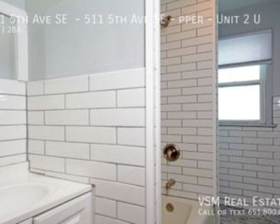 511 511 5th Ave SE - 511 5th Ave SE - pper #2U, Minneapolis, MN 55414 4 Bedroom Apartment