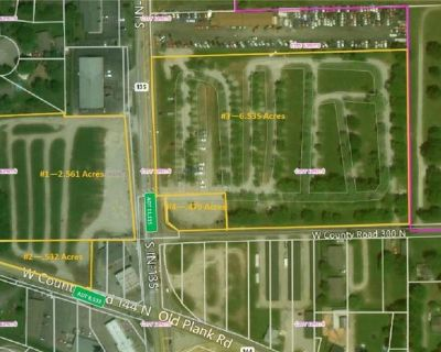 Plot For Sale In Bargersville, Indiana