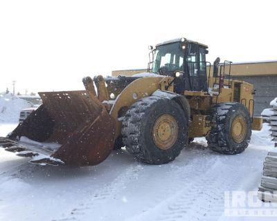 2015 Cat 986H Wheel Loader