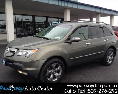 Used 2007 Acura MDX 4WD 4dr Sport/Entertainment Pkg