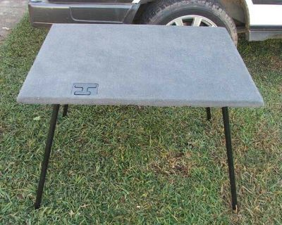 P38 Rear-Boot Rear-Cargo Spare Tire Cover Picnic Table Kit
