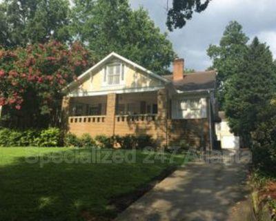 1539 N Morningside Dr Ne #3, Atlanta, GA 30306 2 Bedroom Condo