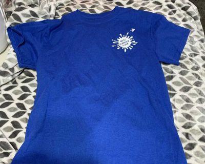 CIT summer camp t-shirt size S
