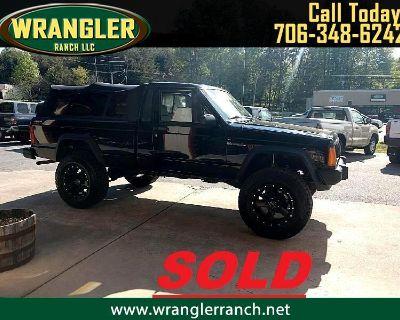 Used 1989 Jeep Comanche