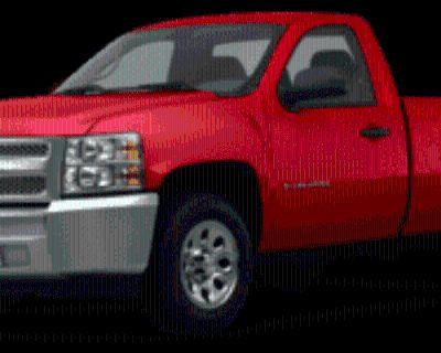 2012 Chevrolet Silverado 1500 WT