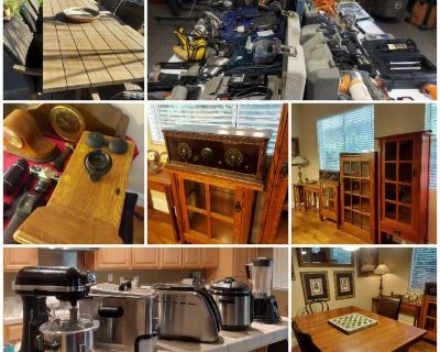 Exciting Treasure Packed Estate Sale by Grasons of Stanislaus County in Modesto!