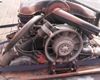 [WTB] Looking for early Porsche 911 Engine