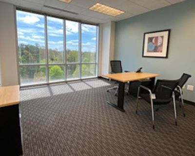 Private Office for 3 at Peachtree Offices at Alpharetta