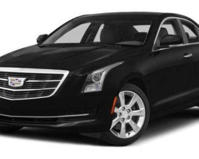 2015 Cadillac ATS Standard