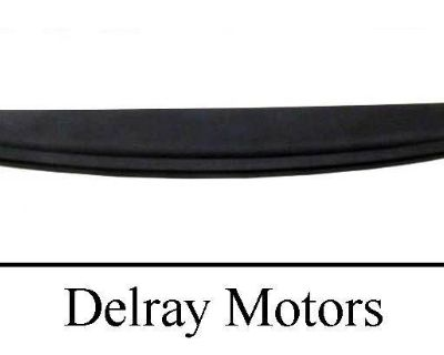 Rear Tailgate Protector Spoiler 2009-2012 Dodge Ram 1500/ 2500/ 3500. Brand New!