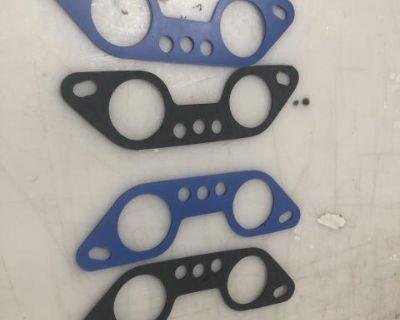 022-129-707 D Intake Gasket Silicone Fiberglass