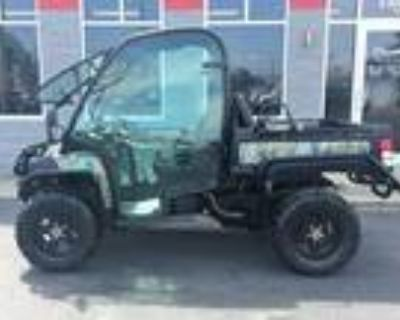 2012 JOHN DEERE Gator XUV 825i mileage is # hours