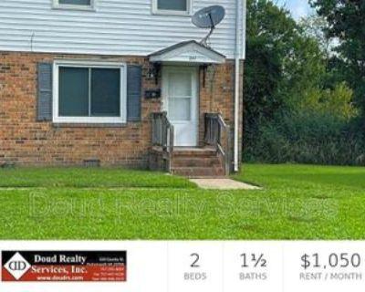 241 Edison Ave, Portsmouth, VA 23702 2 Bedroom Apartment