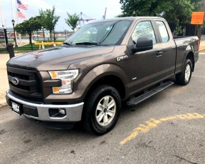 Used 2015 Ford F-150 XL SuperCab 6.5-ft. Bed 4WD
