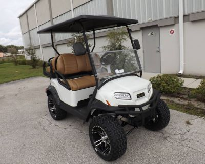 2021 Club Car Onward Lifted 4 Passenger Electric Golf carts Lakeland, FL