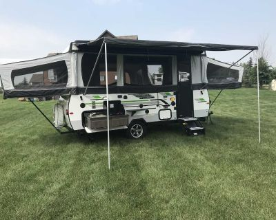 *HIGH END TENT TRAILER FOR SALE*