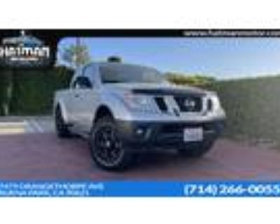 2016 Nissan Frontier S for sale
