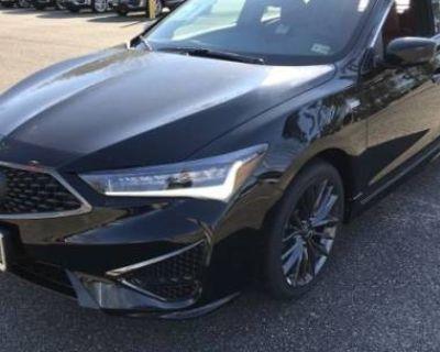 2021 Acura ILX Premium/A-Spec Package