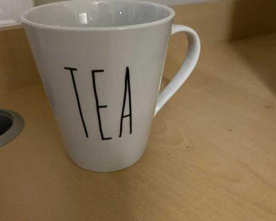 Tea mug BNNU