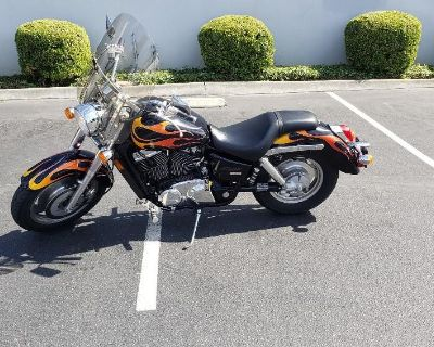 2007 Honda Shadow Sabre Cruiser Orange, CA