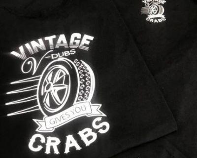 Vintage V Dubs Shirt (Crab Design)