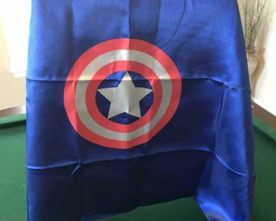 Captain America highchair