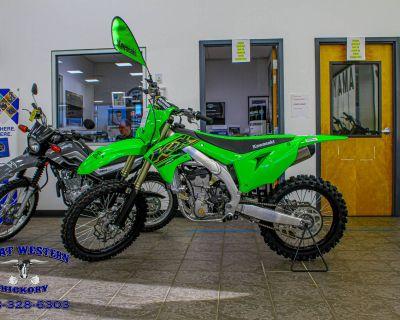 2021 Kawasaki KX 250X Motorcycle Off Road Hickory, NC