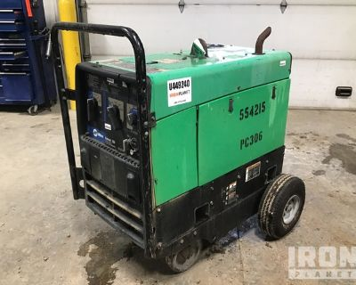 2013 Miller Bobcat 250 Engine Driven Welder