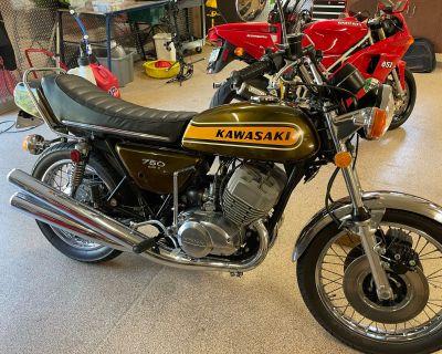 1974 Kawasaki H2 MACH IV 750 TRIPLE