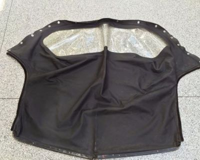 An Original Shelby 289 Cobra Soft Top Cover Without Bows Ford 427