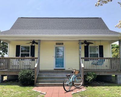 Cute Cottage Within Walking Distance to Historic Downtown Beaufort, NC - Beaufort