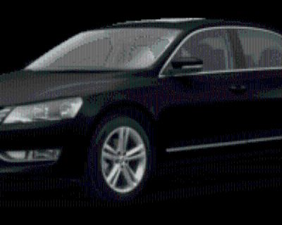 2015 Volkswagen Passat TDI SEL Premium DSG
