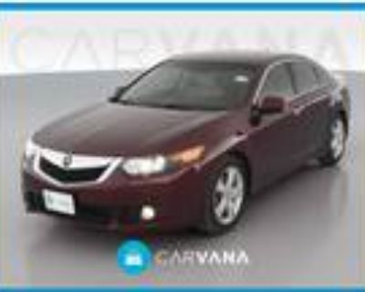 2010 Acura TSX Red, 31K miles