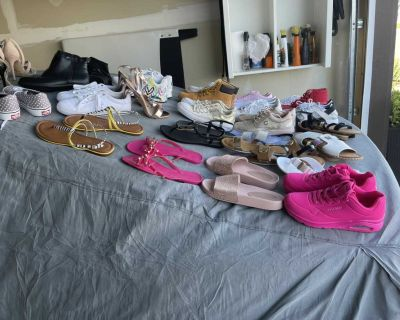 Men s women s and kids shoes and slippers
