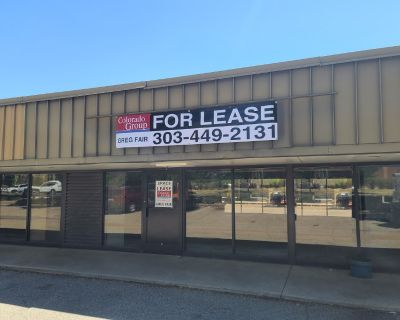 Restaurant/Retail Space For Lease