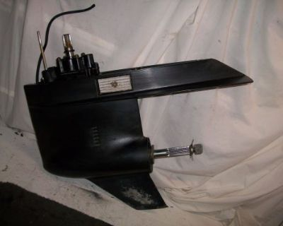 1989 - 94 Force 90,120 & 150hp Outboard Motor Lower Unit