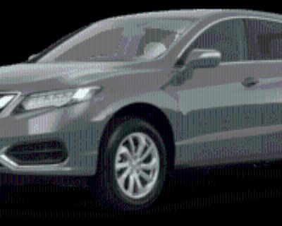 2017 Acura RDX Technology Package with AcuraWatch Plus