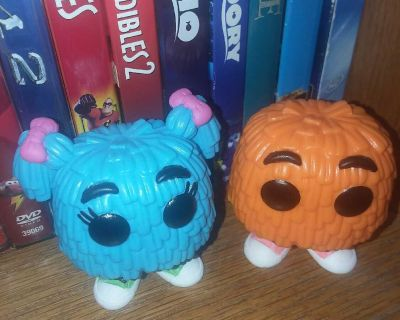 Fry Kids McDonald's Small Funko Pop Collectibles