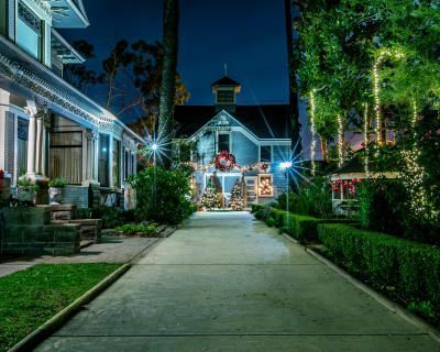 Historic Victorian Treasure For all Occasions !, Long Beach, CA