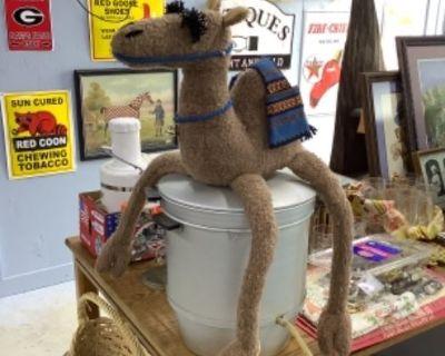 Grandpa's Garage Sale