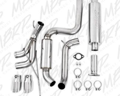~~EXHAUST BLOWOUT~~ - MBRP Catback Exhaust Systems - Alum / T409 / T304 - FOCUS ST/RS & FIESTA ST