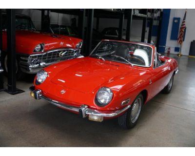 1971 Fiat Spider