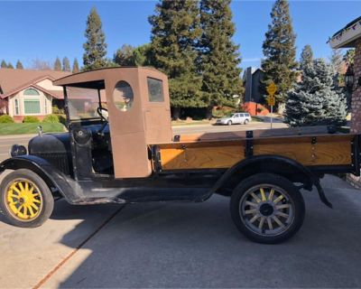 1924 REO Speedwagon