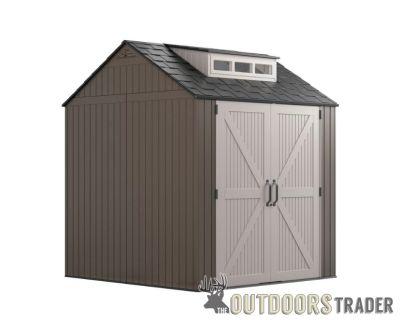 FS Storage shed